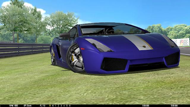 NetKar Pro Lamborghini Gallardo Superleggera