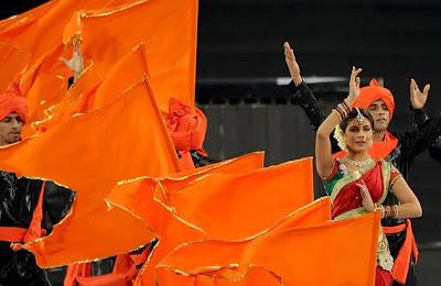 2012 IPL Opening Ceremony