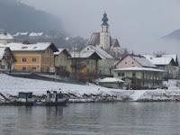 Austrian village on the Danube