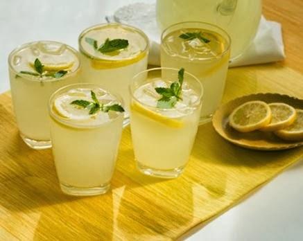 6 cách chế biến đồ uống từ chanh