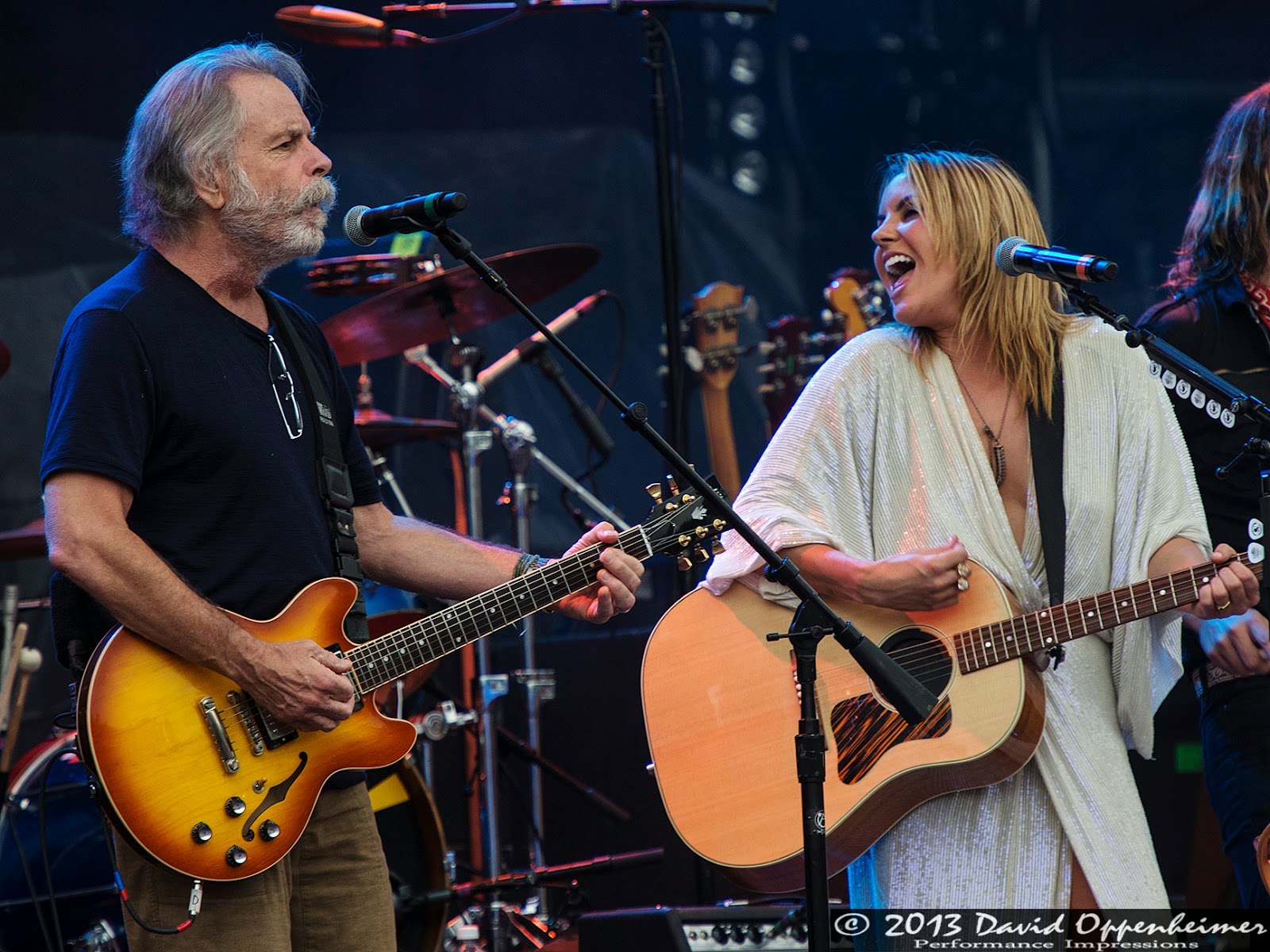 Bob Weir with Grace Potter and the Nocturnals