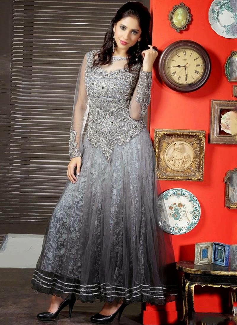 Fancy Maxi Dresses Pakistani 15 Different Ideas
