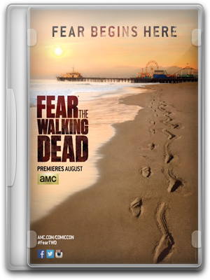 Capa Fear The Walking Dead Episodio 01