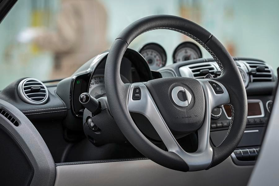 Smart ForTwo Citybeam Coupé (2014) Dashboard