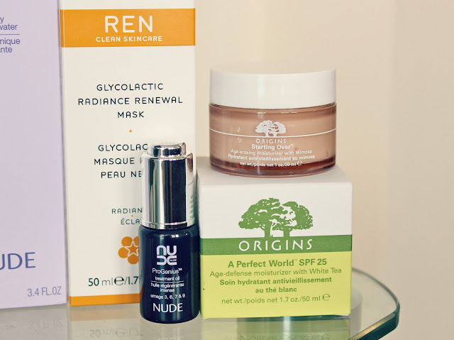 Skincare Haul, Skincare Splurge, New Skincare Products, UK Beauty Blog, Natural Skincare, Organic Skincare, Skincare Reviews