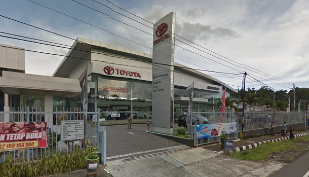 Harga TOYOTA Nasmoco WONOSOBO, BANYUMAS, Jawa Tengah