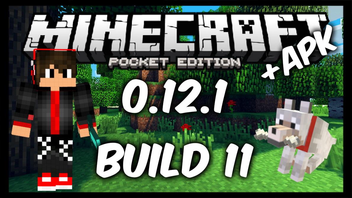 Minecraft Pe .0.11.1