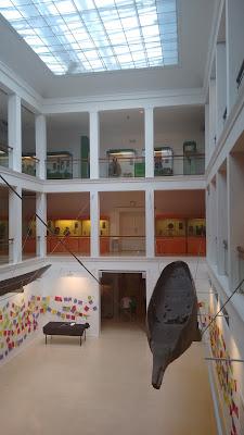 Museo antropologico de madrid.