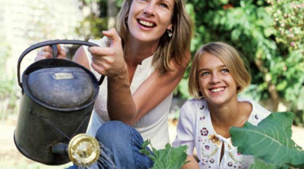 Κηπουρική για όλη την οικογένεια