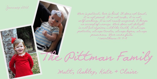The Pittman Family