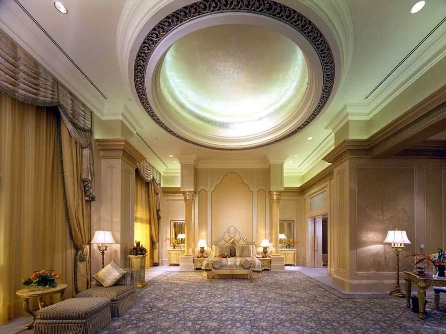 Passion for luxury palace suite of the emirates palace for Emirates hotel dubai