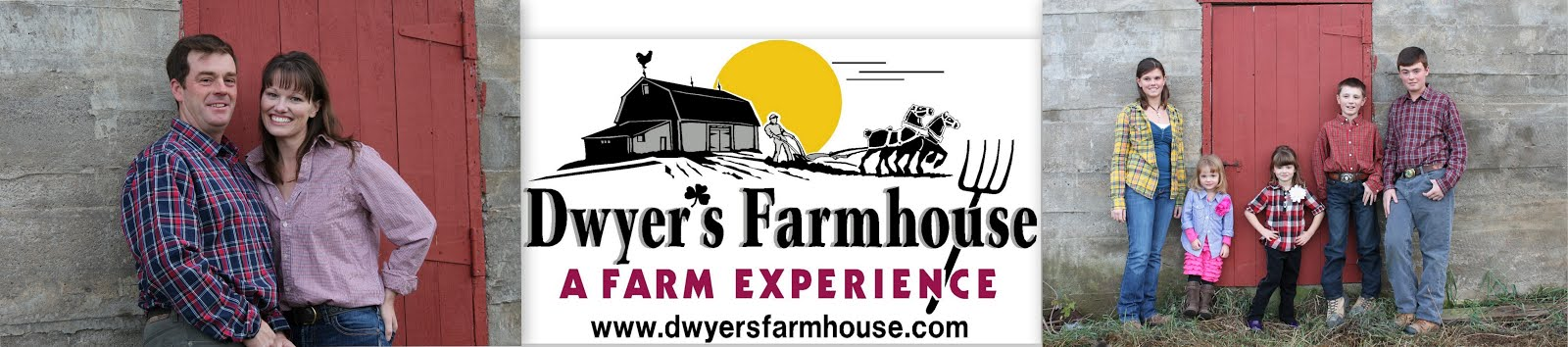 Dwyer&#39;s Farmhouse
