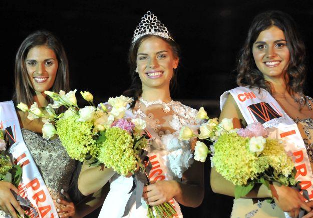 Miss Hrvatske Croatia 2013 winner Lana Grzetic