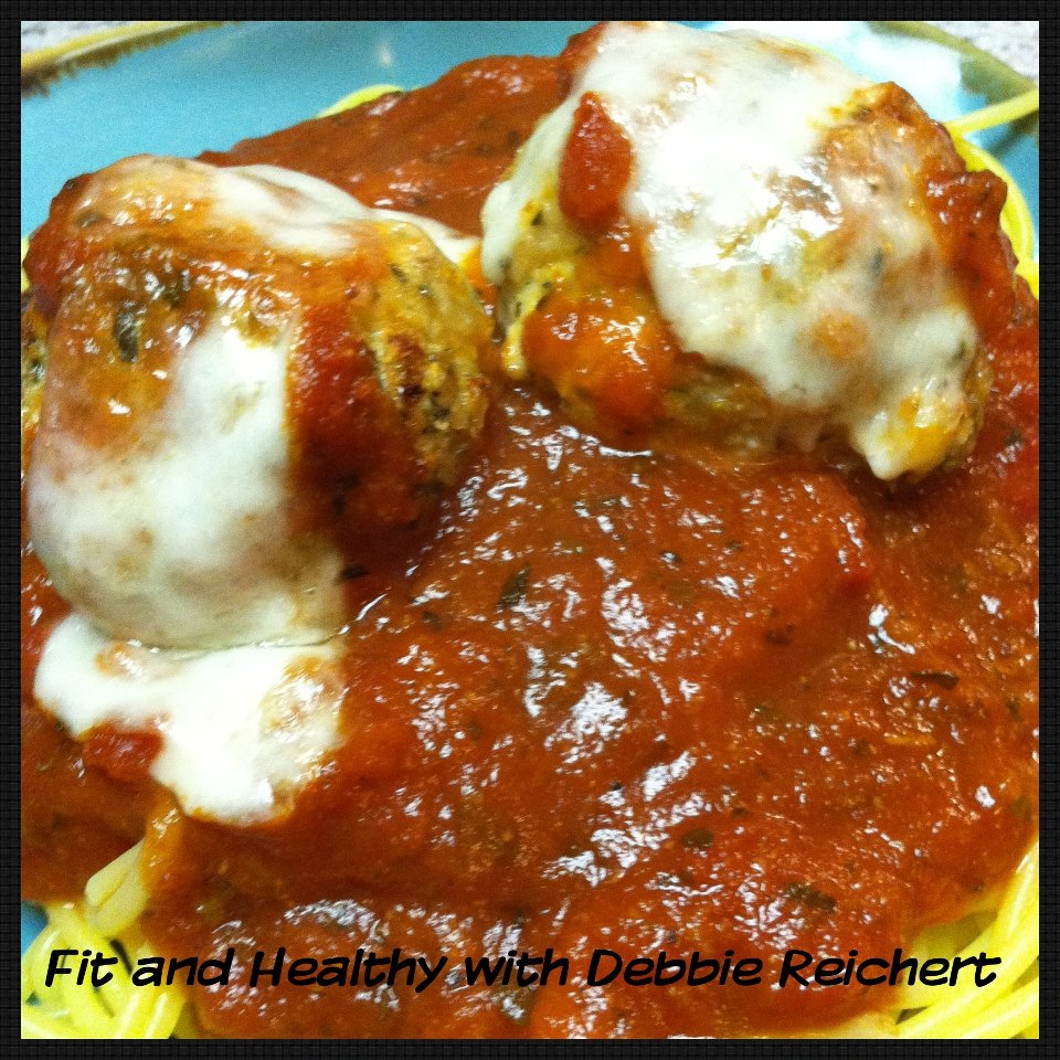 Chicken Parm Meatballs Recipes — Dishmaps