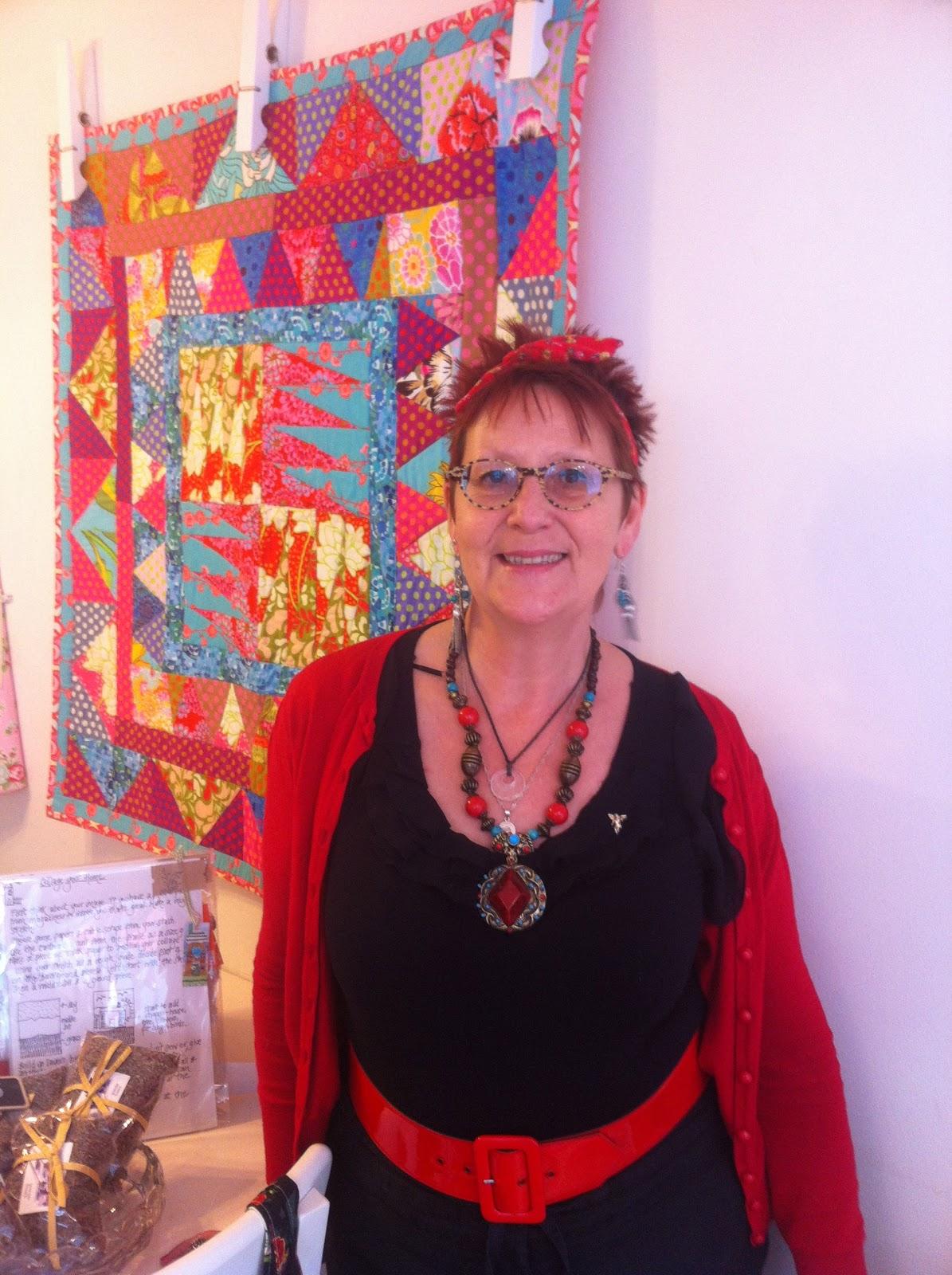 Millie Moon Haberdashery Boutique Introducing Caroline