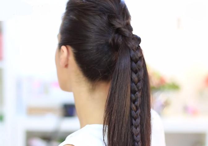 Peinados Fáciles y Sencillos con Trenzas