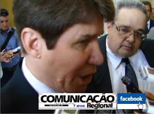 Entrevista coletiva do prefeito de Guaratinguetá 02/02/2012