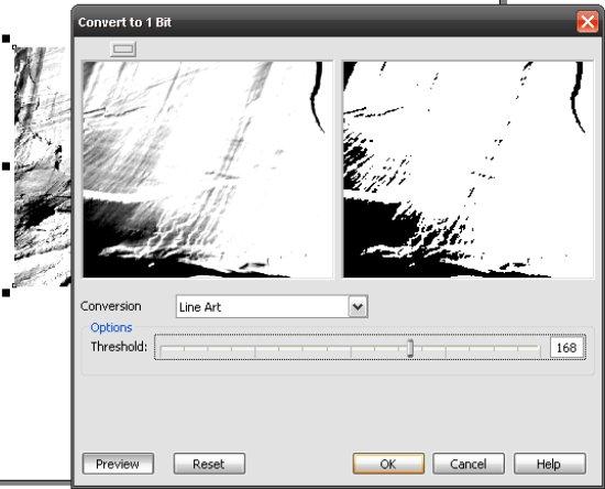 . Coba klik image tadi dan KLIK KANAN mouse pada Color Palet. Dan ...