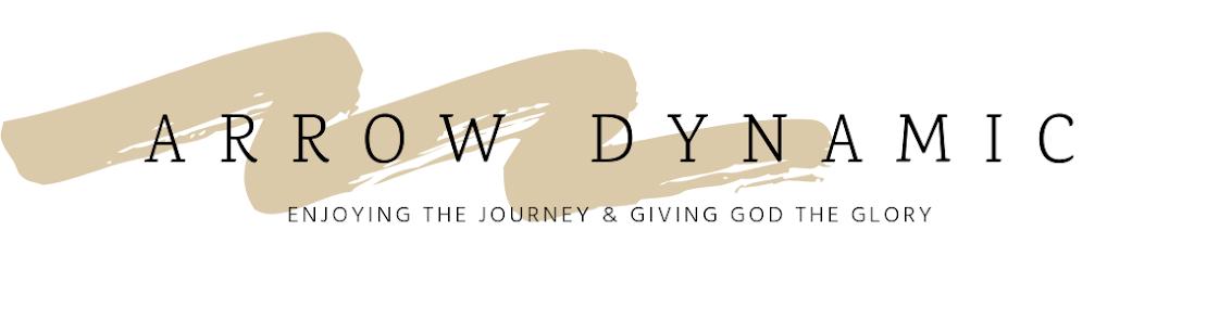 Arrow Dynamic | lifestyle blog