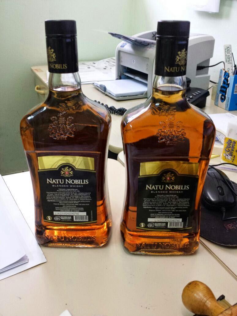 furto de Whisky supermercado santa lucia rolandia, suspeito preso