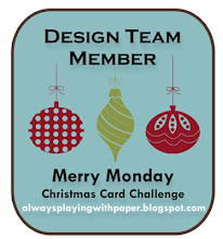 Merry Monday Design Team 2013