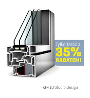 Promocja na okna PCV Internorm - rabat