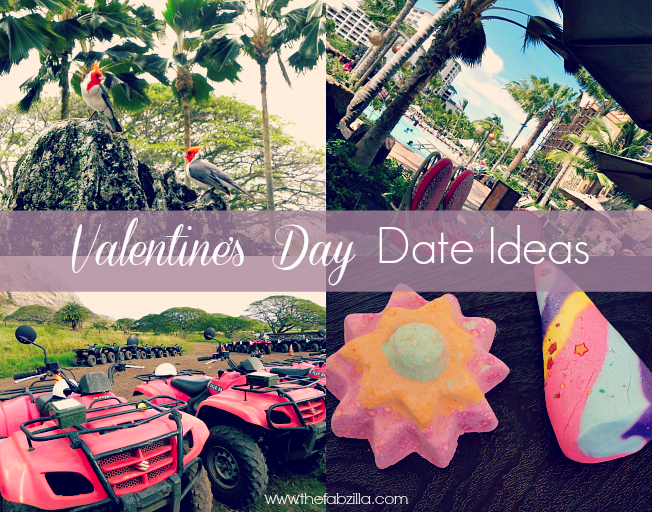 Valentine's Day Date Ideas, Outdoor Fun for Couples, Ombre Lips How-to