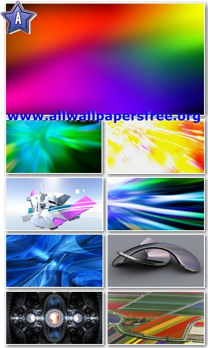 40 Amazing Colorful HD Wallpapers 1366 X 768 [Set 10]