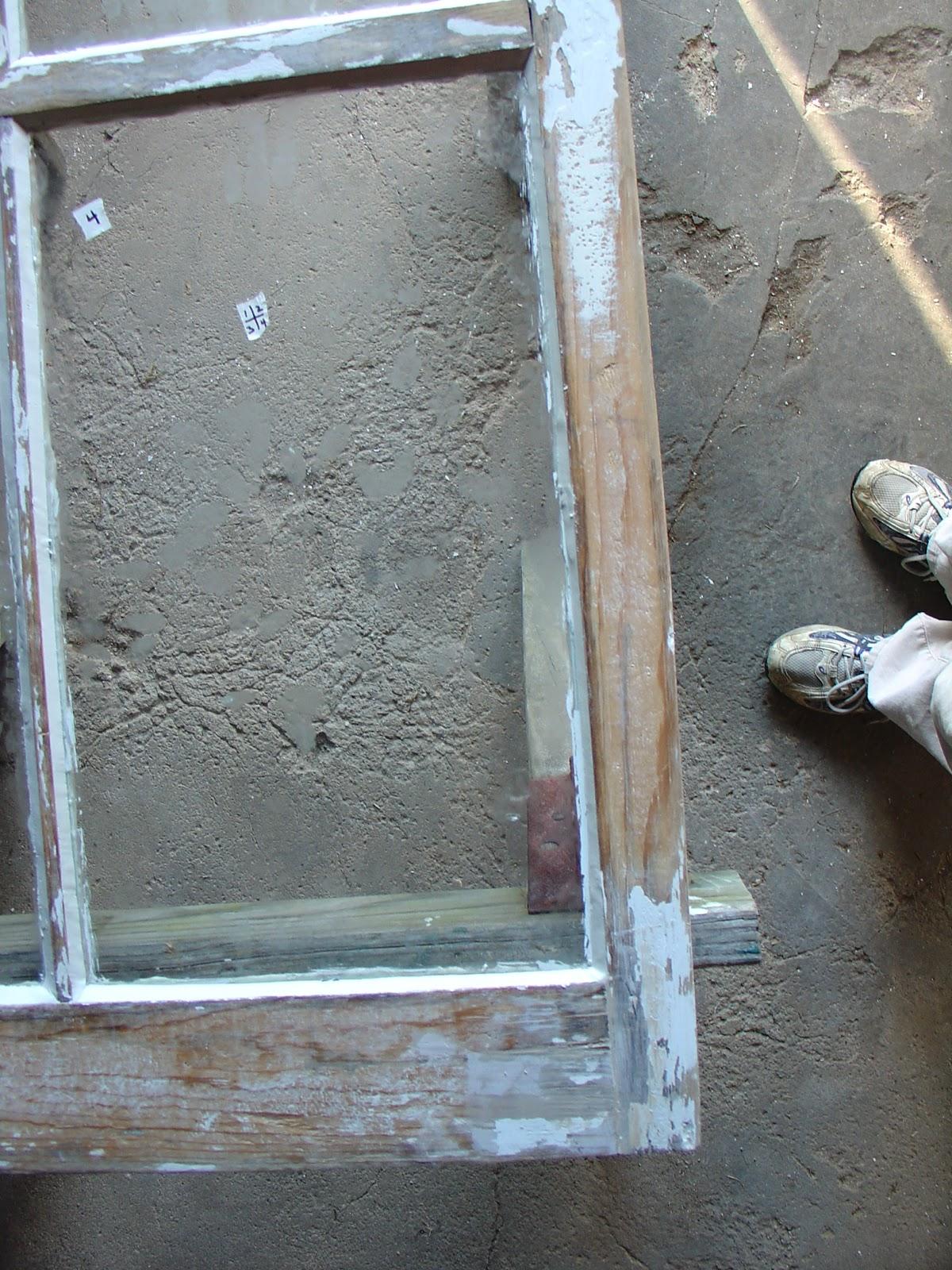 life at pugsley  wood storm windows 1  first attempt at repair