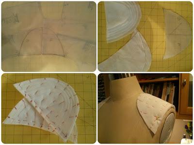 How to Make a Custom Shoulder Pad - Erica B.'s DIY Style!