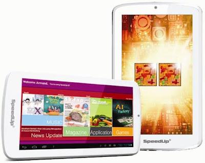 SpeedUp Pad Pro 2, Tablet 3G HSDPA