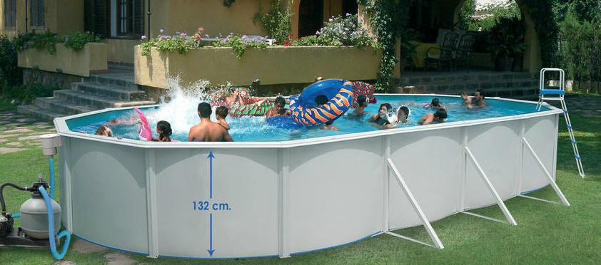 Hermanas y mamis toi piscinas en nuestro 4 aniversario for Piscinas desmontables rigidas