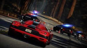 need for speed hot pursuit new cars