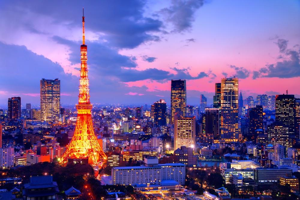 Japonia Insight: Tokyo Tower - Japońska Wieża Eiffla??