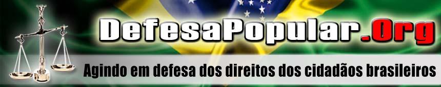 DEFESA POPULAR BRASILIA