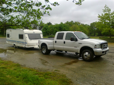 European caravan towing and delivery service