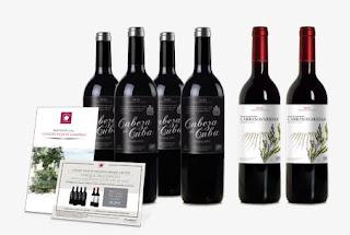 Prueba vino de la Cofradía Solar de Samaniego
