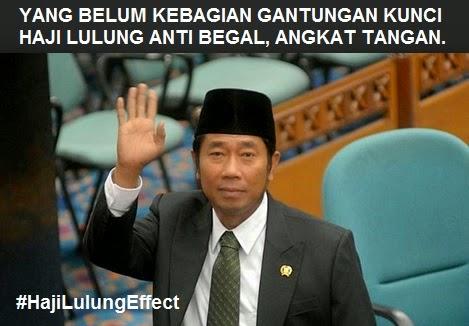 Foto Meme Polwan Yang Dihubungankan dengan Save Haji Lulung Jadi Popular