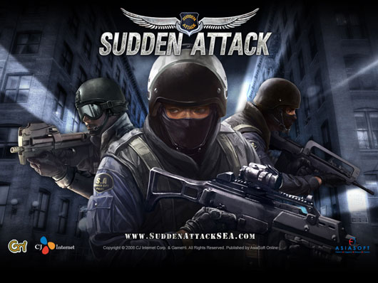 Sudden Attack Download
