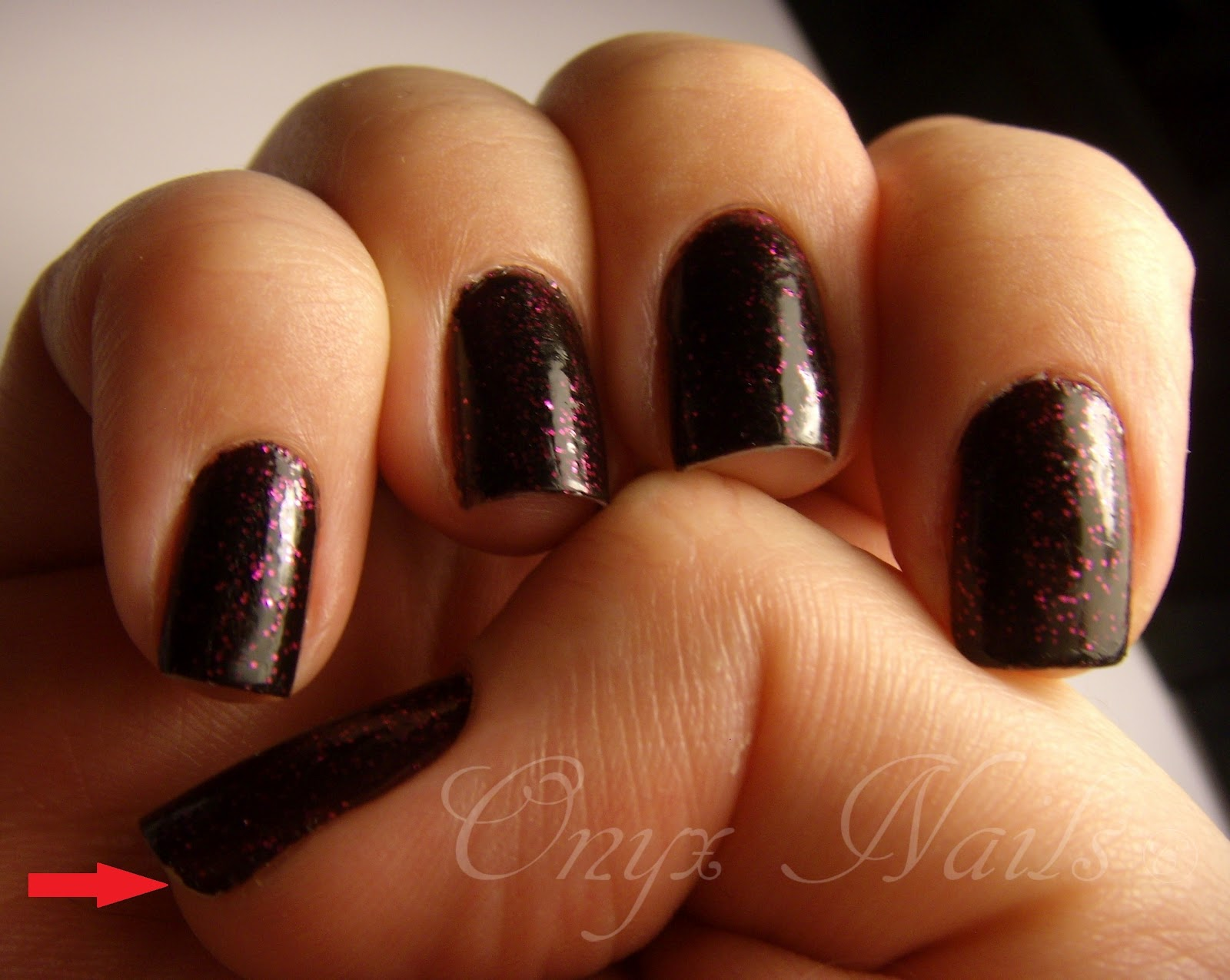 Nails hours ~ Beautify themselves with sweet nails