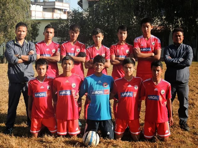 Shillong Lajong FC participate in FC Bayern Youth Cup 2014
