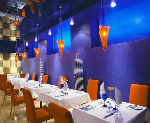 Restaurant interior design best