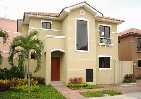 Decoraci n de interiores decoracion de interiores y mas for Colores para exteriores de casa