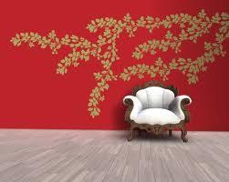 Consigli per la casa e l 39 arredamento decorare le pareti con gli stencil i migliori - Stencil parete cucina ...