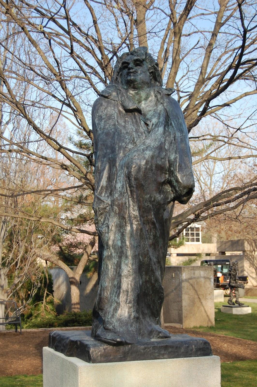 DC Art Attack: Hirshorn Sculpture Garden