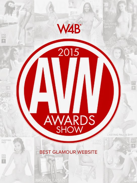 W22B1-26 Magazine - W22B Lands 2015 AVN Awards Nomination 08160