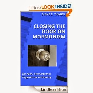 Now available on Kindle - My Book about My Exit from Mormonism