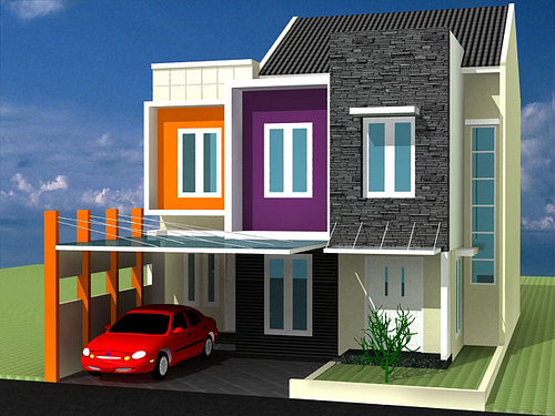 minimalist home design 2012 | Living Blog