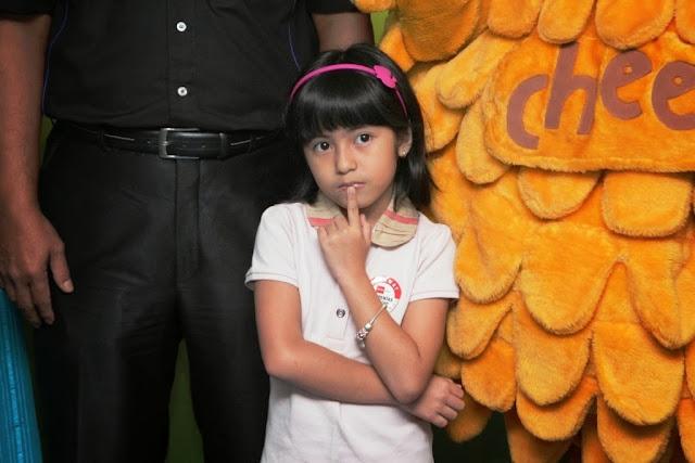 MBSB Over The Top Season 2, children reality tv series, Disneyland and Ocean Park, Hong Kong, Mia Sara Nasuha