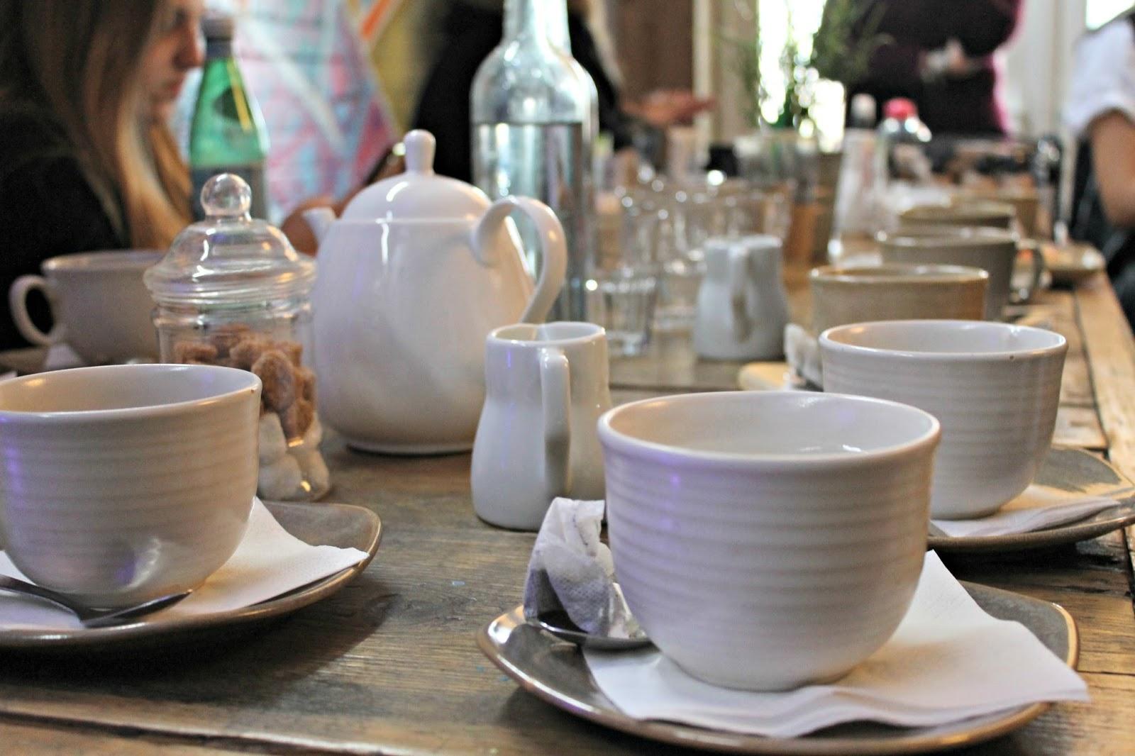 tea party bloggers London